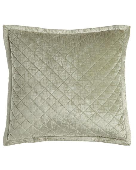 Simona Velvet Square Pillow