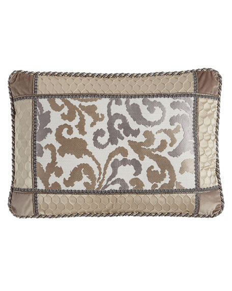 Tranquility Pieced Pillow, 14