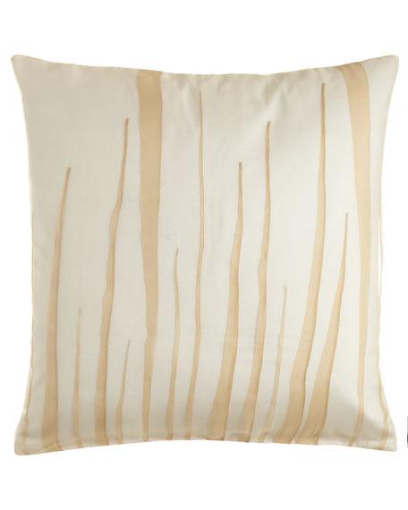 Donna Karan Home European Awakening Silk Organza Sham
