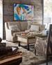 Birkshire Leather Sofa