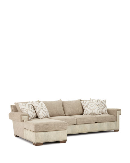 Andrews Right Chaise Sectional