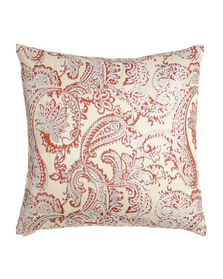 Tango Orange Pillow