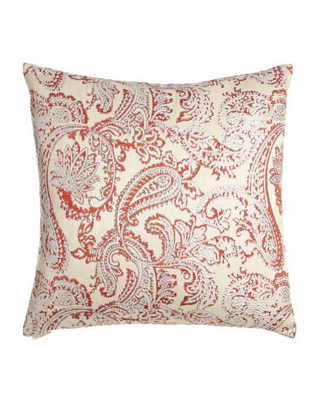 Tango Orange Pillow