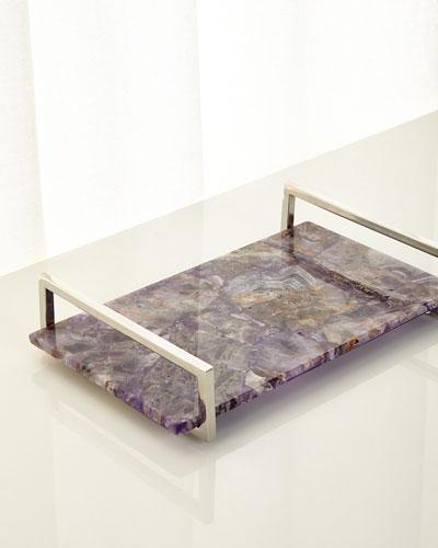 Amethyst Tray