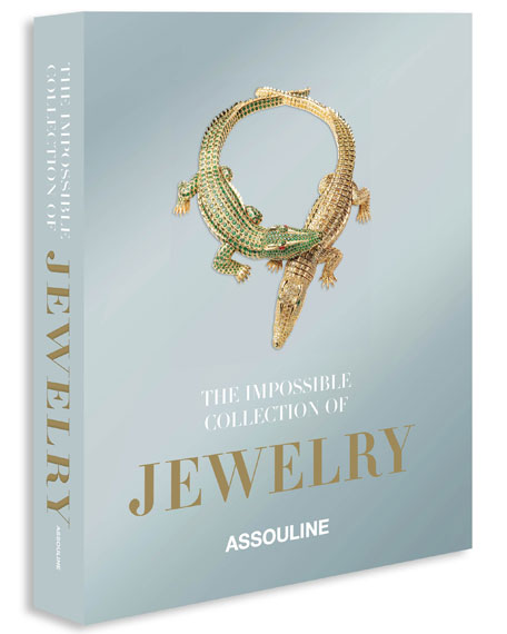 Assouline Publishing Impossible Jewelry Hardcover Book