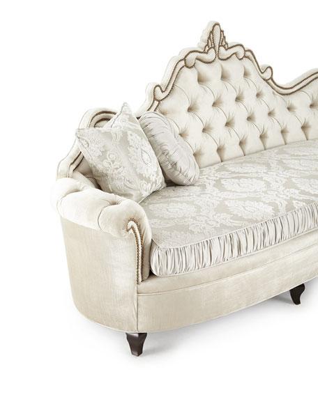 Josephine Tufted Back Sofa