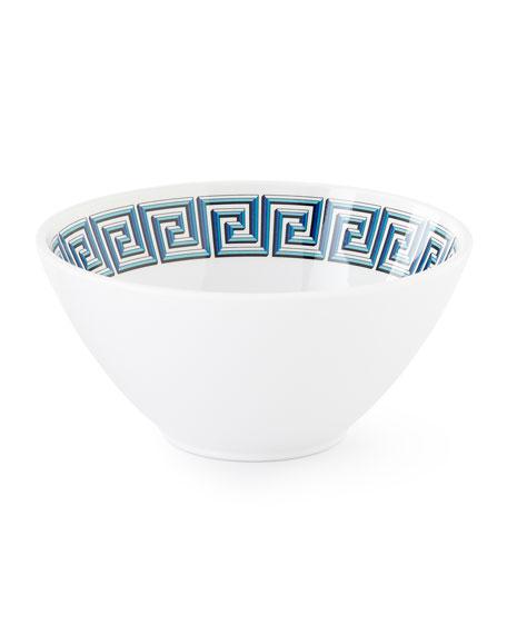 Jonathan Adler Blue Mykonos Melamine Dinnerware