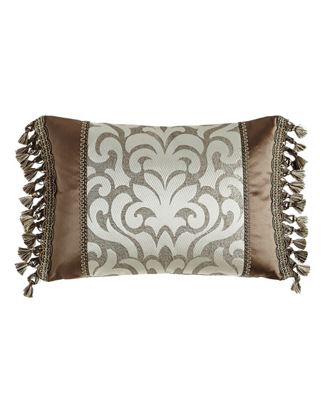 Sterling Damask-Center Pillow, 14
