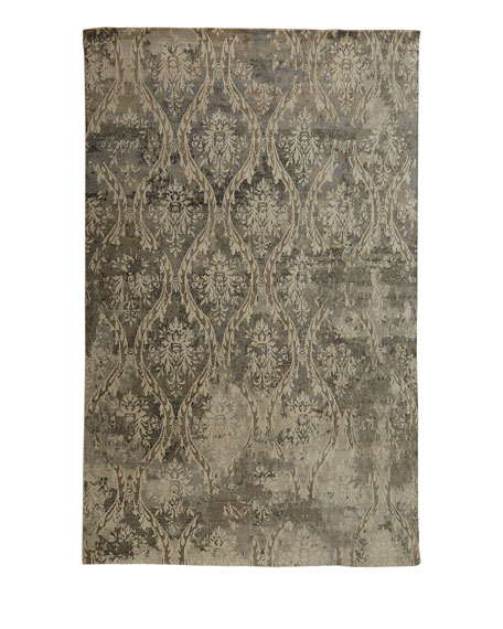 Royal Manor Wool Rug, 9' x 12'