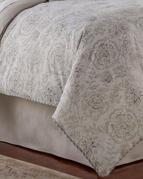 Queen Sophia 4-Piece Comforter Set