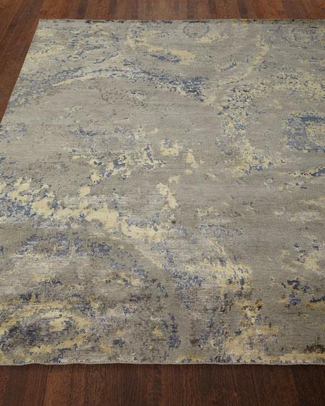 Perla Marble Rug, 9' x 12'