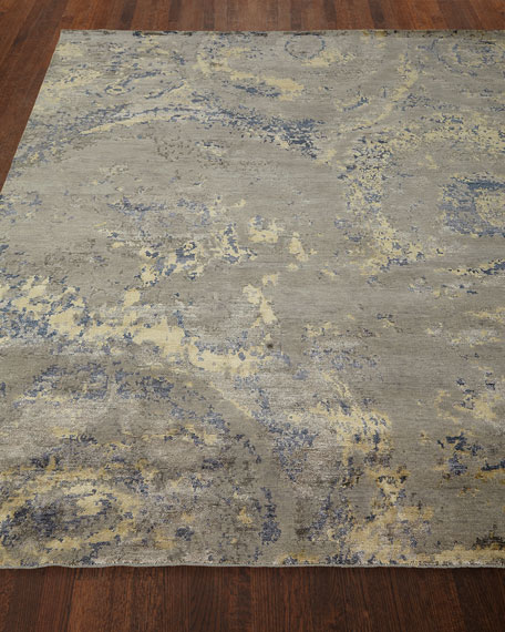 Perla Marble Rug, 8' x 10'