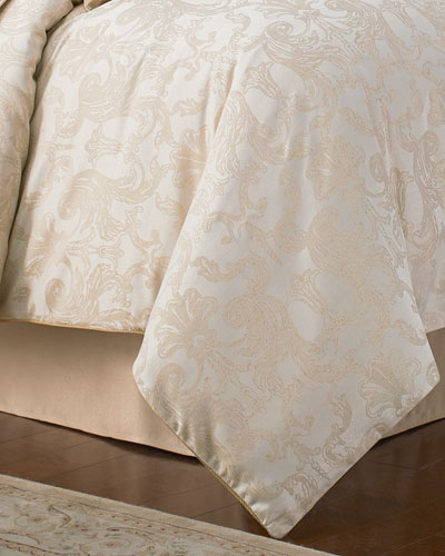 Queen 4-Piece Britt Comforter Set