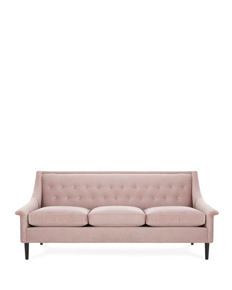 Newport Button-Tufted Sofa