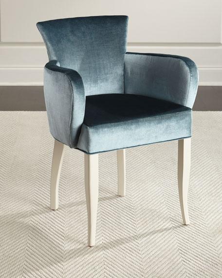 velvet accent chair. Velvet Accent Chair N