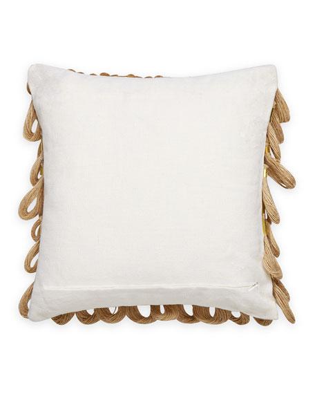 Topanga Loops Pillow