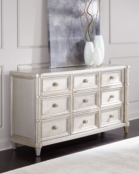 Blissany 9-Drawer Dresser