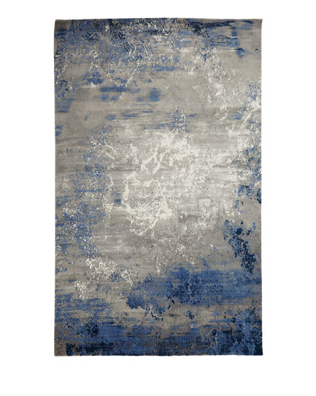 "Foggy Night Rug, 8'6"" x 11'6"""