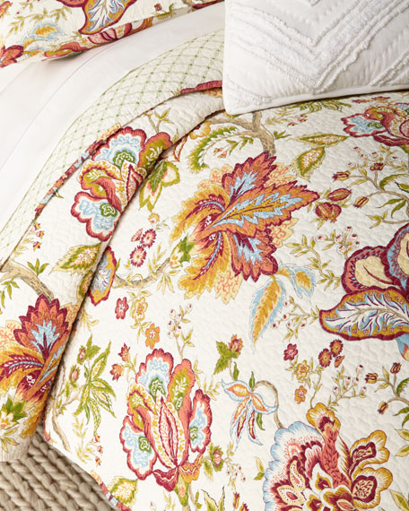3-Piece Bethany Full/Queen Quilt Set