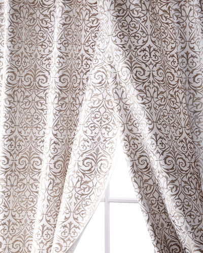 Kashaya Linen/Cotton Curtain, 96