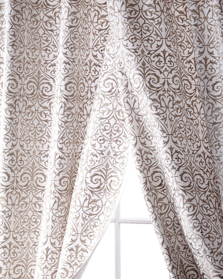 Kashaya Linen/Cotton Curtain, 96