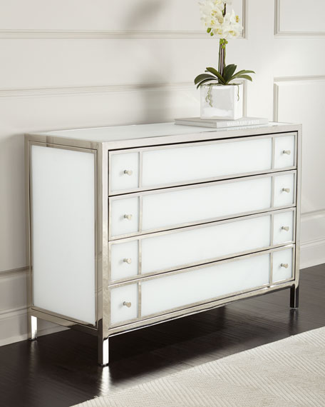 Darcey 4-Drawer Chest