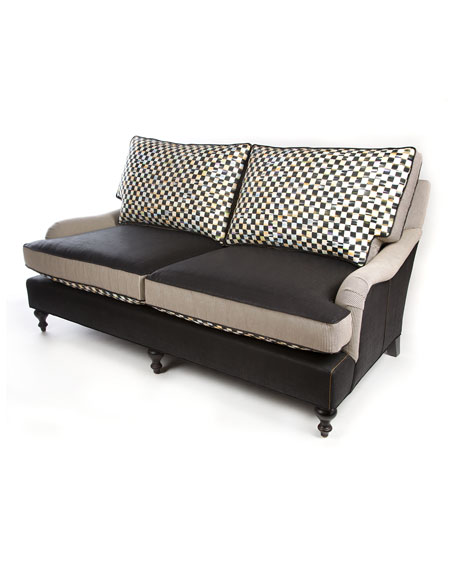 Underpinnings Studio Loveseat