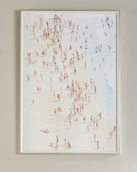 """Summer Bay"" Giclee on Paper Wall Art"