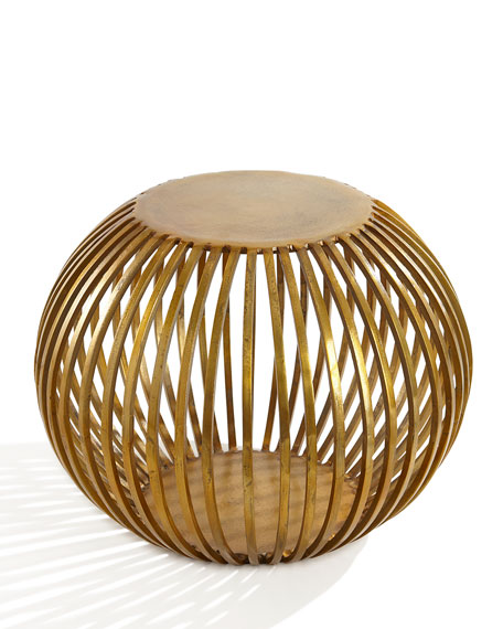 Della Round Side Table