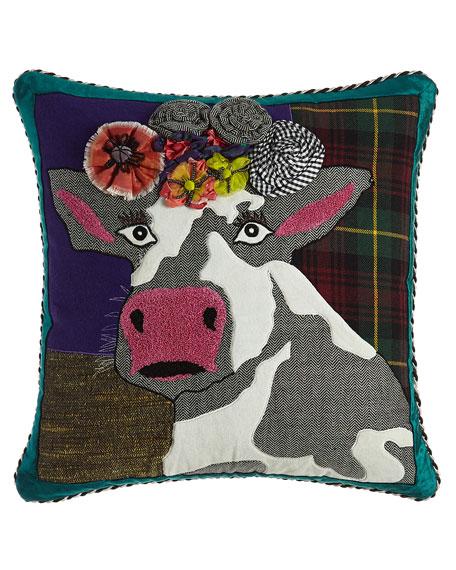 Frida Cowlo Pillow