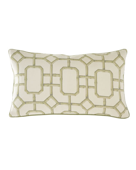 Bamboo Oblong Pillow