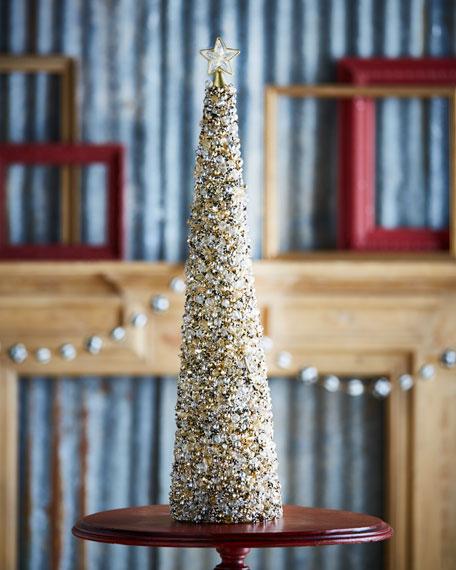 """Precious Metals Tree, 30"""""""