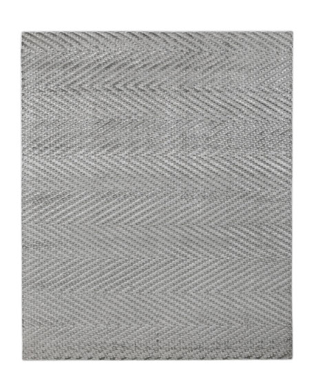 Pacificus Loomed Rug, 6' x 9'