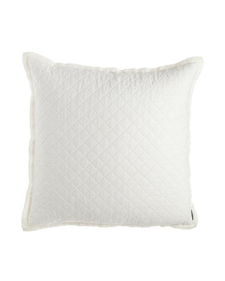 Emily Luxe European Pillow