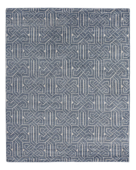 Gaylin Hand-Knotted Rug, 8' x 10'