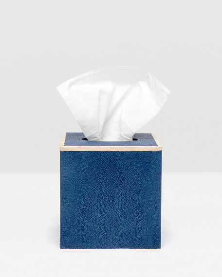Manchester Tissue Box Cover