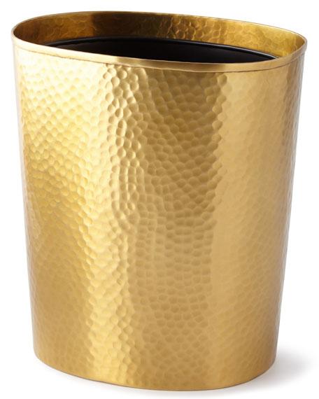 Verum Oval Wastebasket
