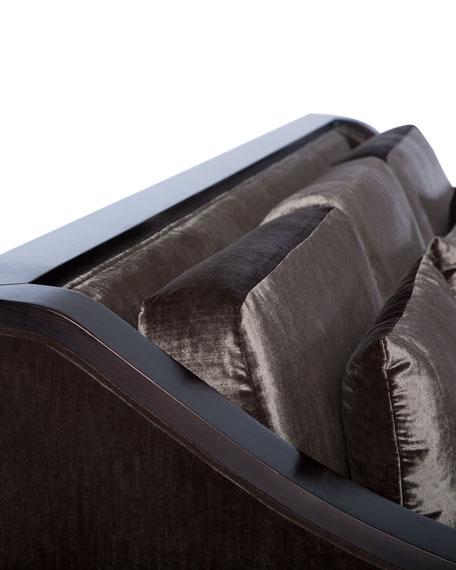 Garcia Velvet Sofa