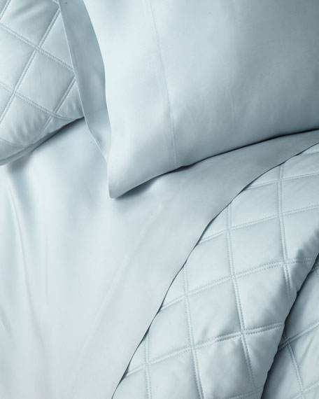 Silken Solid King Pillowcases
