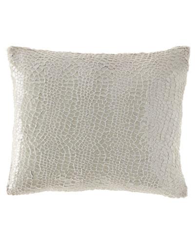 Gloss Velvet Decorative Pillow, 16