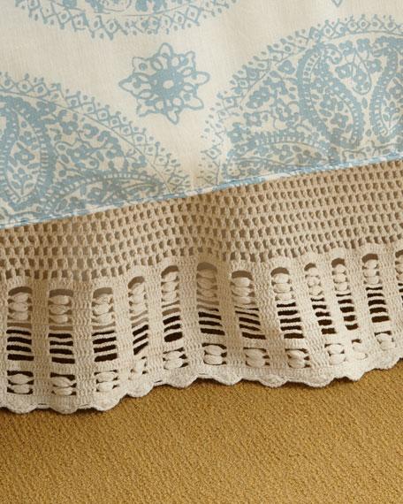 Queen Corossol Crochet Dust Skirt
