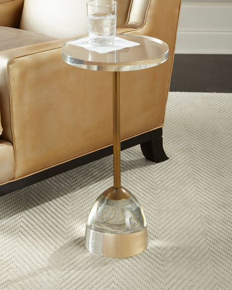 Shoptagr Ellen Acrylic Side Table By John Richard Collection - John richard coffee table