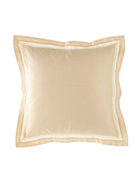 Dian Austin Couture Home Circumference Silk European Sham