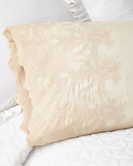 Two King Grace Pillowcases