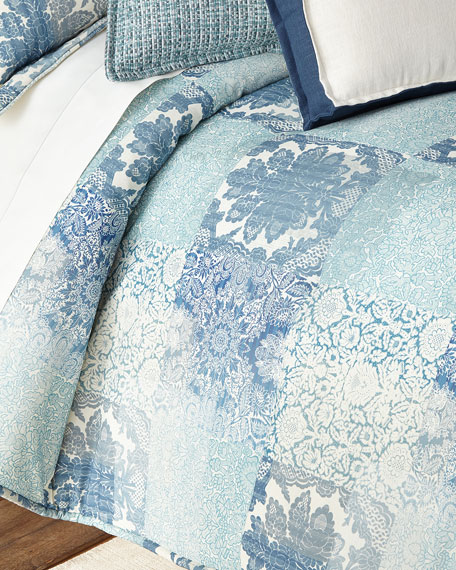 Sherry Kline Home Queen Mallory 3-Piece Comforter Set