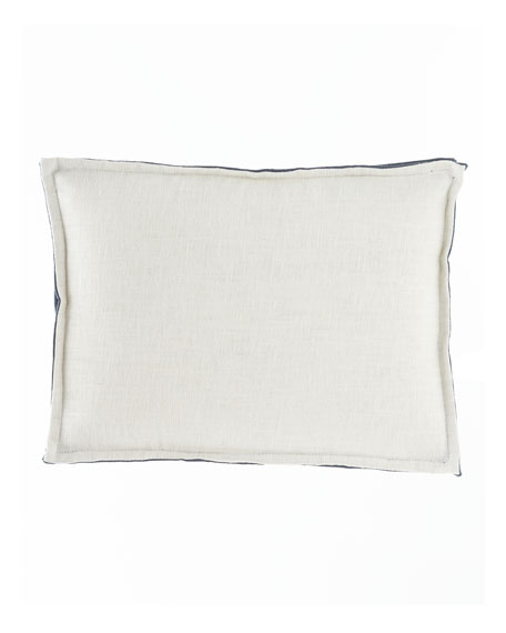 "Mallory Box Pillow, 13"" x 18"""