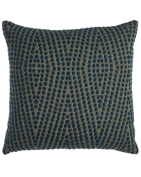 "Taylor Pillow, 22""Sq."
