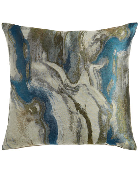 Dixon Marbled Pillow, 22