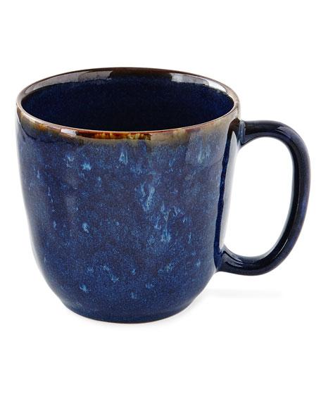 Puro Dappled Cobalt Cofftea Cup