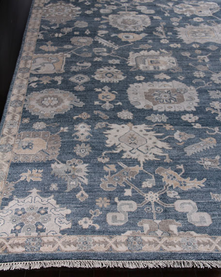 Exquisite Rugs Kira Hand-Knotted Rug, 12' x 15'